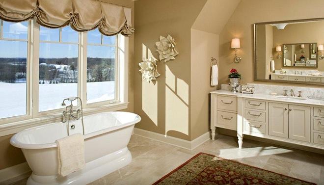 Klassiek badkamer