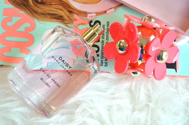 DSC 1127 - Nieuw! Marc Jacobs Daisy Eau so Fresh - Blush (LE) Review