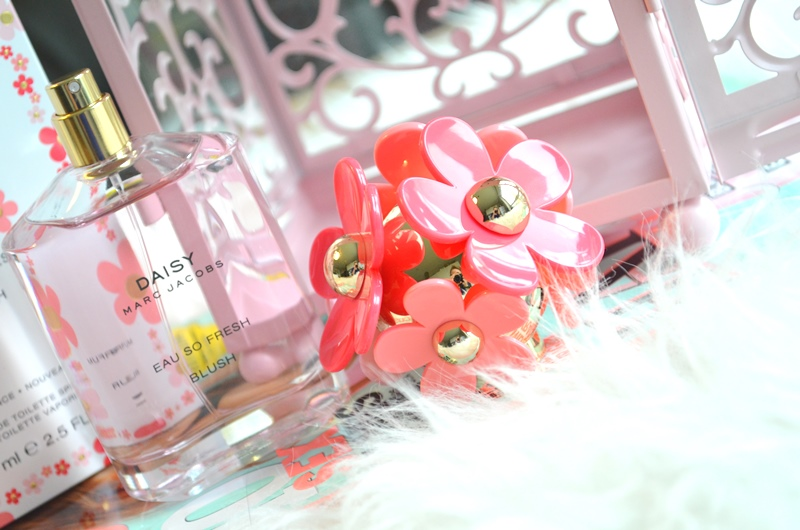 Nieuw! Marc Jacobs Daisy Eau so Fresh - Blush (LE) Review