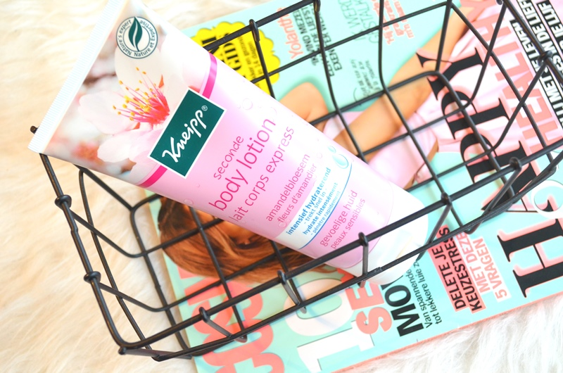 DSC 6392 - Nieuwe Kneipp Amandelbloesem Douche Foam & Body Lotion Review
