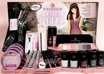 Essence all that greys Elisejoanne.nl