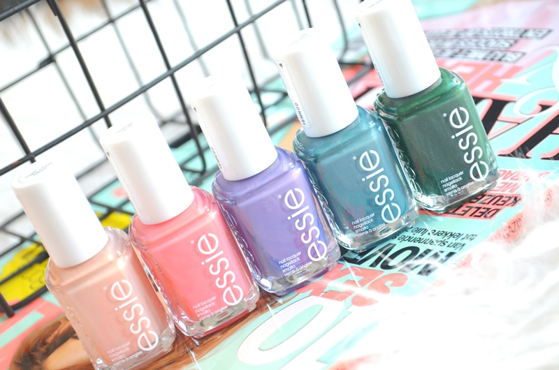 DSC 2013 - Essie Spring Collection 2016 - Lounge Lover Review