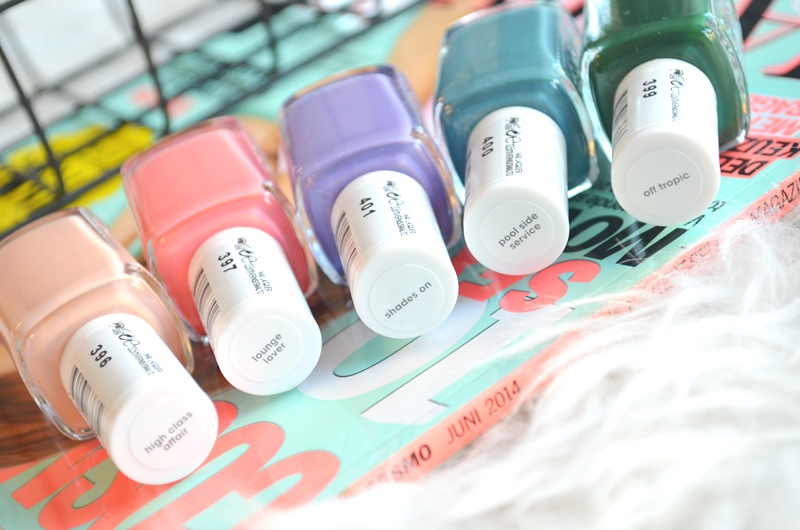 DSC 2018 - Essie Spring Collection 2016 - Lounge Lover Review