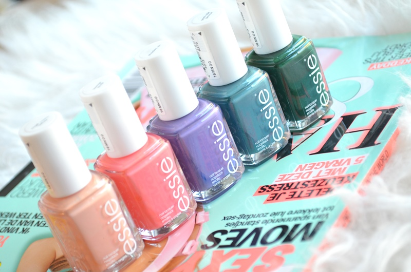 DSC 2034 - Essie Spring Collection 2016 - Lounge Lover Review