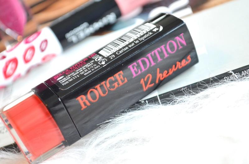 DSC 7293 - Lipstick & Lipgloss Reviews #4 - Catrice/ Rimmel & Bourjois