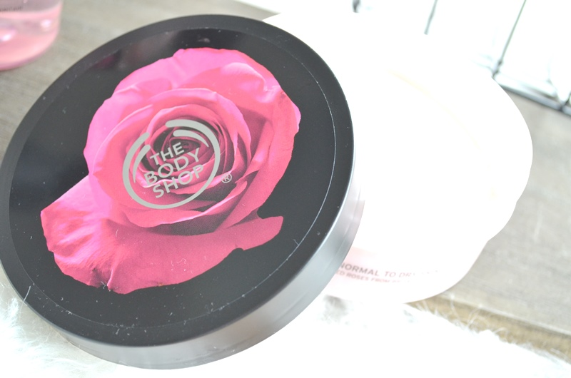 DSC 3115 - The Body Shop British Rose Review