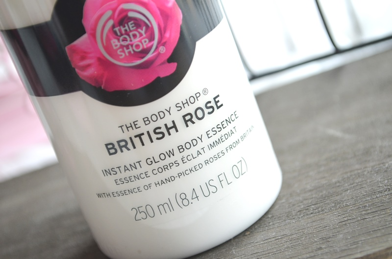 DSC 3125 - The Body Shop British Rose Review