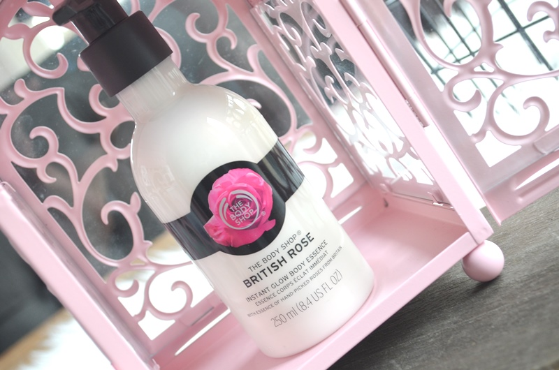 DSC 3129 - The Body Shop British Rose Review