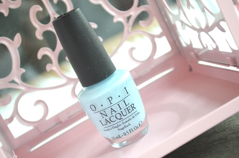DSC 3184 - Nieuwe O.P.I SoftShades Pastels Review