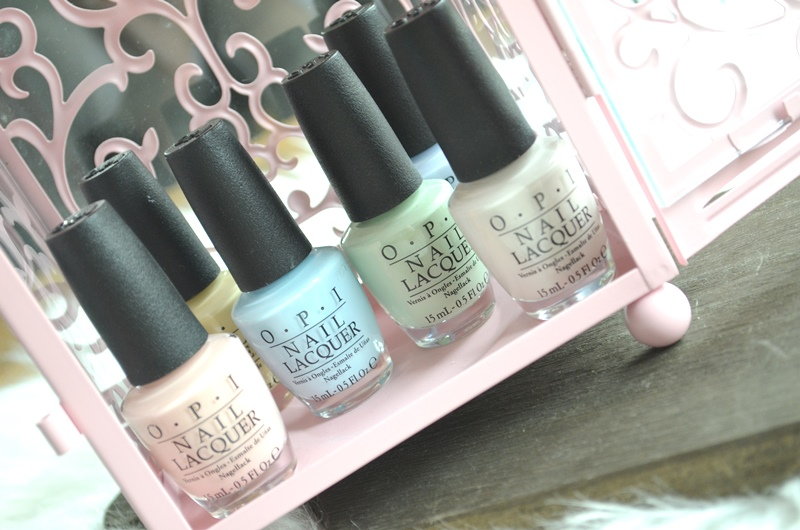 DSC 3185 - Nieuwe O.P.I SoftShades Pastels Review