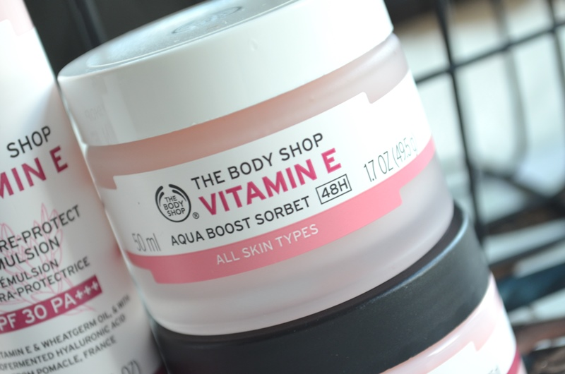 DSC 4417 - The Body Shop - Vernieuwde Vitamine E Collectie Review