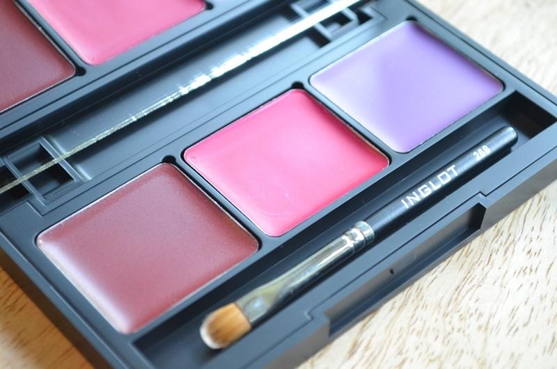 DSC 5219 - Inglot Freedom System Palette Lipsticks 3x Review