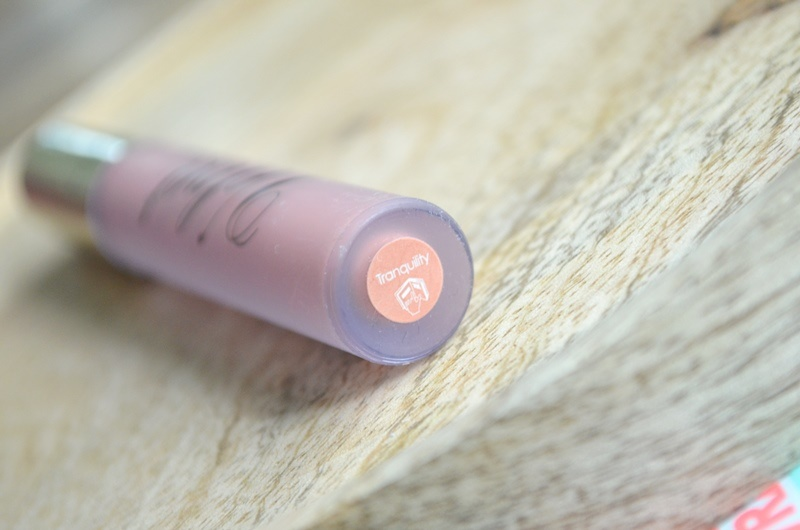 ♥MUA (Luxe) Velvet Lip Lacquer - Tranquility (Nude)