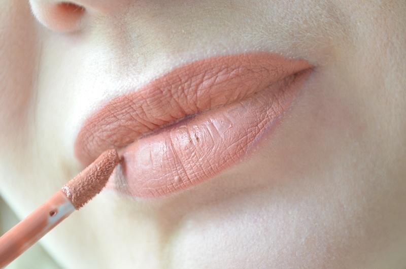 DSC 5516 - Nieuwe MUA (Luxe) Velvet Lip Lacquers Swatches & Review