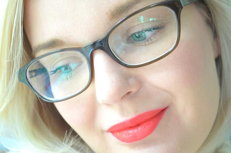 ♥MUA (Luxe) Velvet Lip Lacquer- Zest