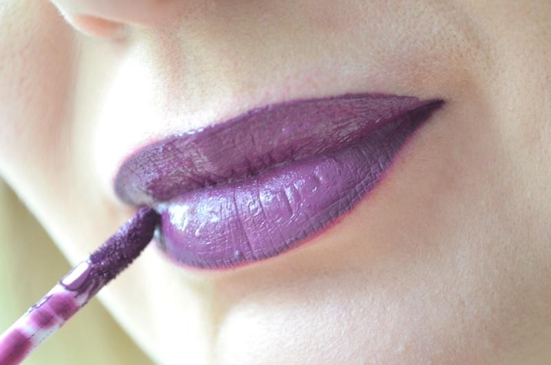 ♥MUA (Luxe) Velvet Lip Lacquer - Kookie