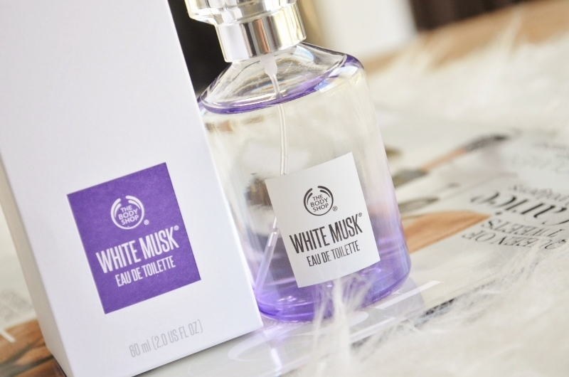 The Body Shop White Musk Eau de Toilette Review