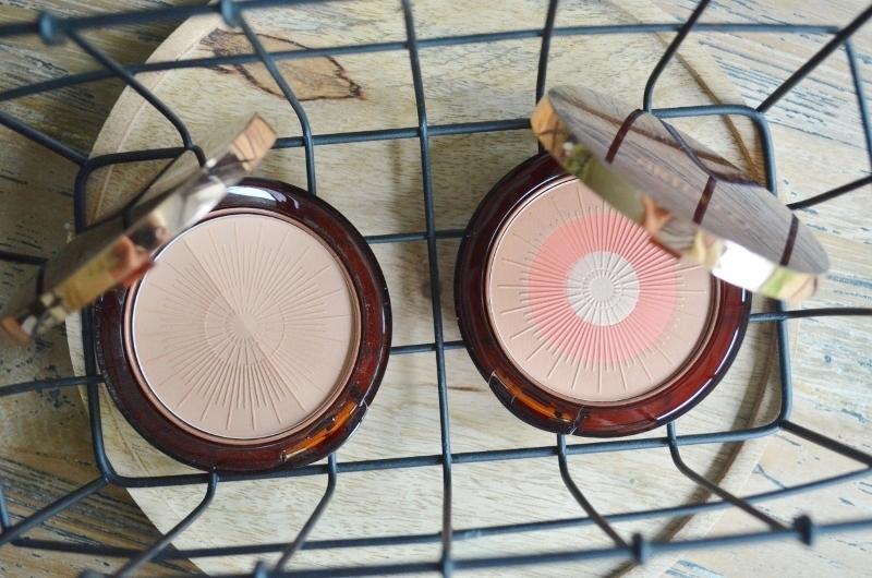 Artdeco 'Hello Sunshine' Collectie 2016 Sun Blusher & Bronzer Powder Compact.