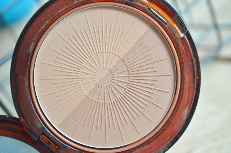Artdeco 'Hello Sunshine' Collectie 2016 Sun Blusher & Bronzer Powder Compact.