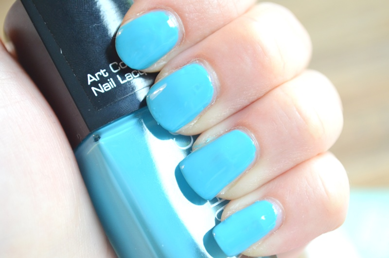 DSC 5619 - Nails of the Day: Artdeco Spring/Summer 2016 - #840 Heavenward