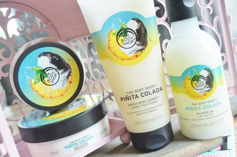 Nieuw! The Body Shop Pinita Colada Review