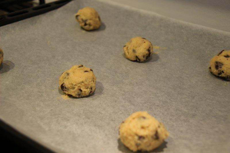 IMG 1496 - Sanne's Baksels - Chocolate Chip Cookies