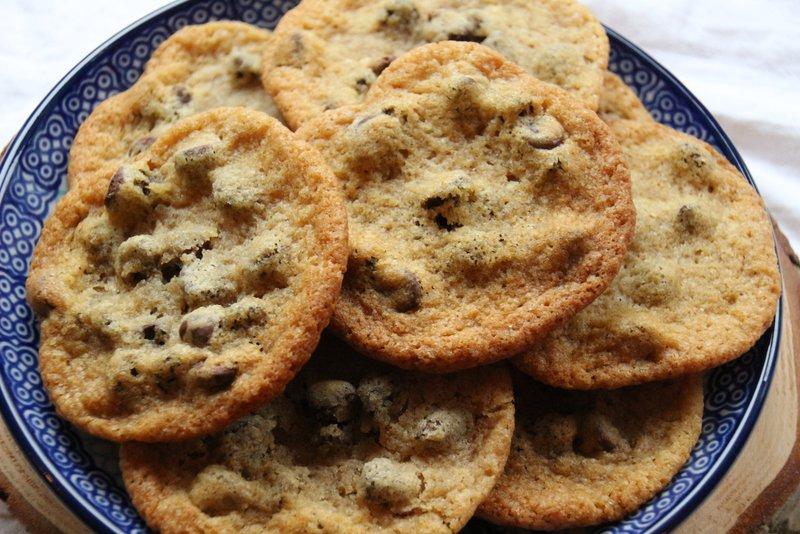 IMG 1516 - Sanne's Baksels - Chocolate Chip Cookies