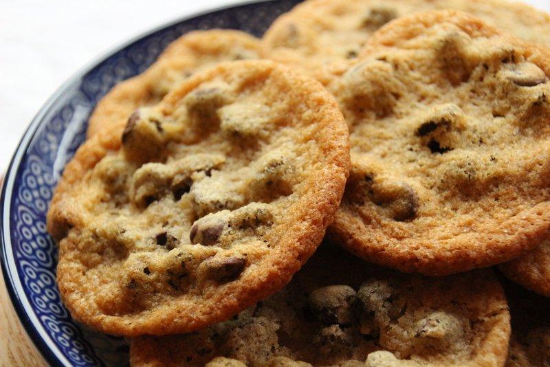 IMG 1520 - Sanne's Baksels - Chocolate Chip Cookies