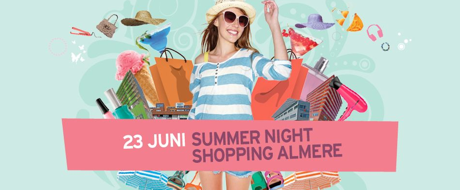 Summer Shopping Night Almere Elisejoanne.nl 1 - Winkeltip!