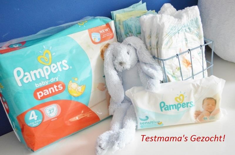 Testmamas gezocht Pampers Baby Dry Pants Elisejoanne.nl  - Tien Testmama's Gezocht! - Wil jij de Pampers Baby-Dry Pants proberen?