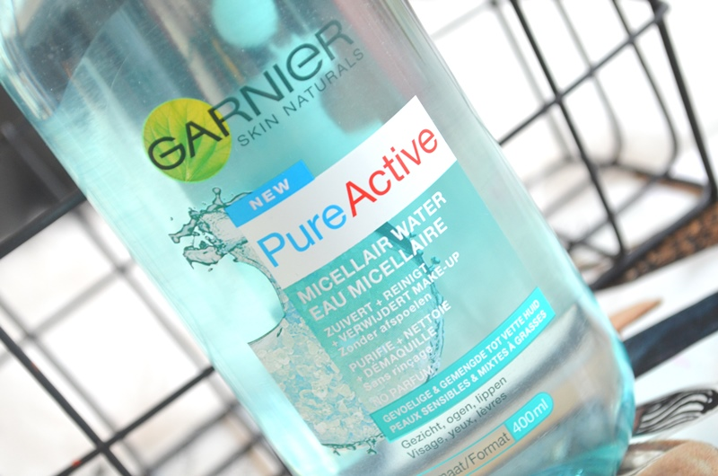 DSC 7345 - Garnier Pure Active Micellair Water Review