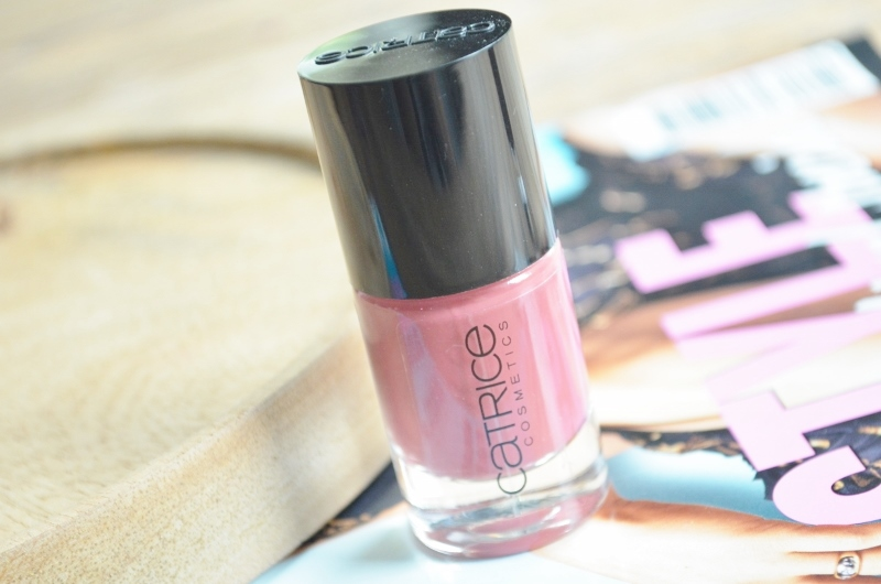♥Catrice Ultimate Nail Lacquer Take a Brick #118