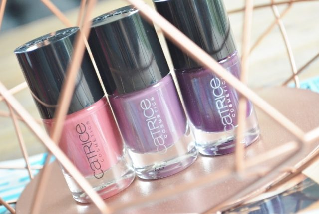 Nieuwe Catrice Ultimate Nail Lacquers 3x Swatches
