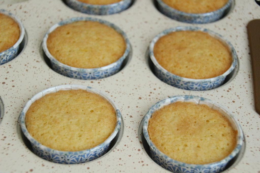 IMG 1898 - Sanne's Baksels - Citroen Cupcakes