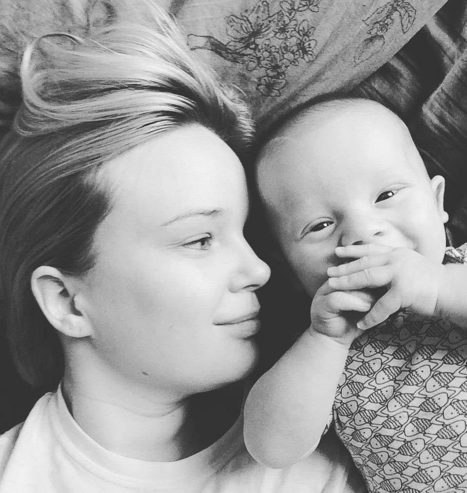 IMG 5563 - Baby Update! Fos is 4 maanden! Hoe gaat het met ons?