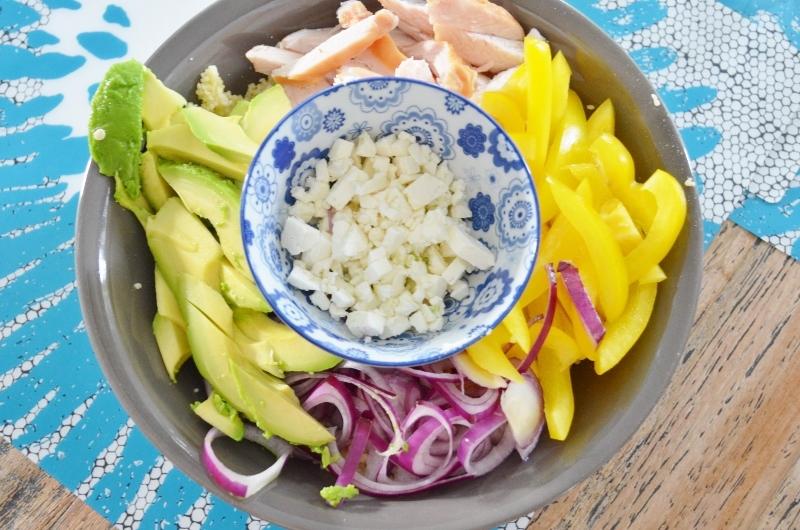 DSC 0396 800x530 - Snelle & Makkelijke Couscous Salade met Gerookte Kip