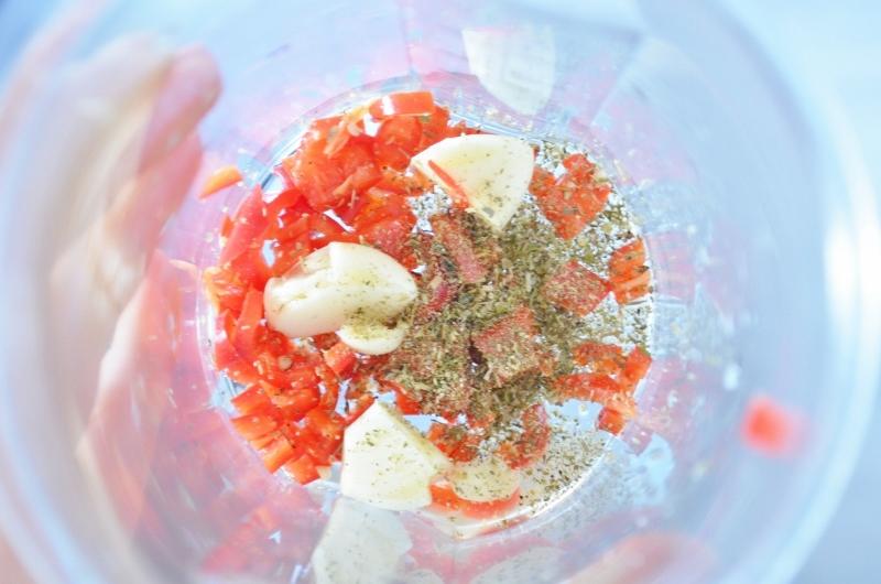 Chimichurri - Kruidensalsa Recept
