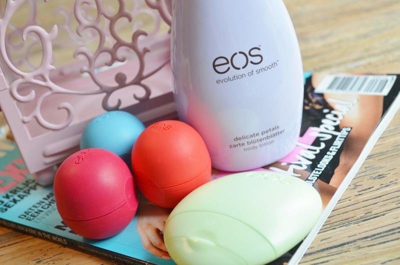 Nieuwe EOS Spheres & Lotions Review