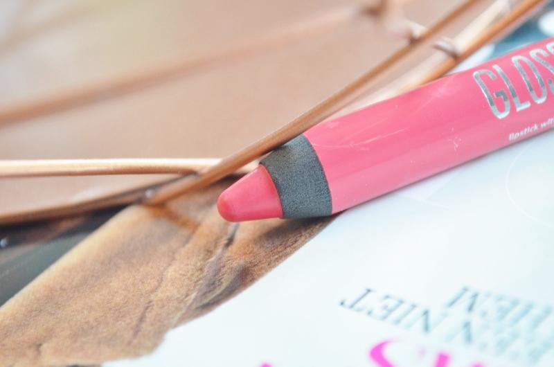 Essence Glossy Stick Poshi Pink