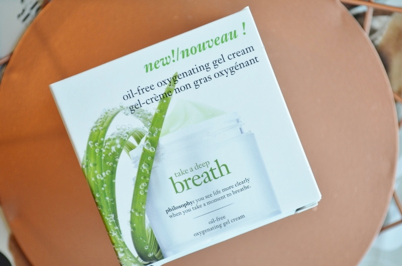 DSC 8162 800x530 - Nieuwe Philosophy 'Take a Deep Breath' Gel Cream Review