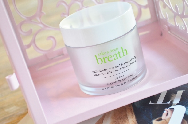 DSC 8188 800x530 - Nieuwe Philosophy 'Take a Deep Breath' Gel Cream Review