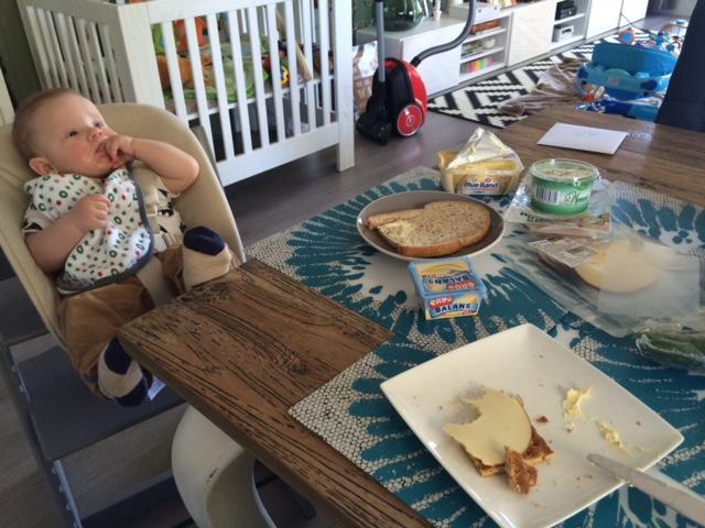 Elise's Weekly Pictorama Augustus #3 - Een Gewone Week