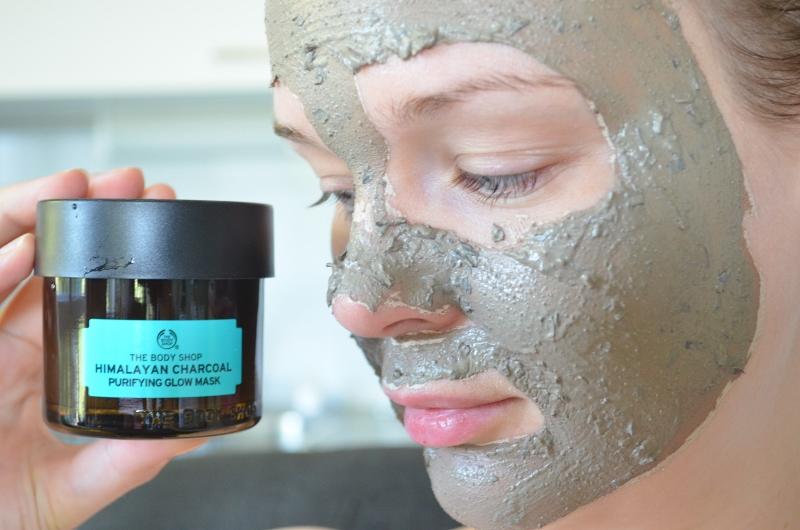 ♥Himalayan Charcoal Purifying Glow Mask - Detoxen
