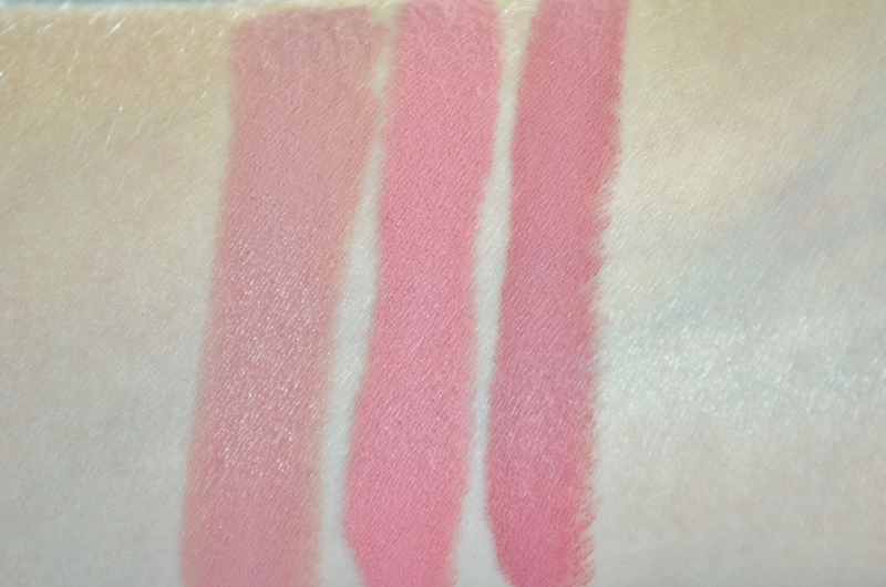 New in! M.A.C Mehr Lipstick Swatches & Review