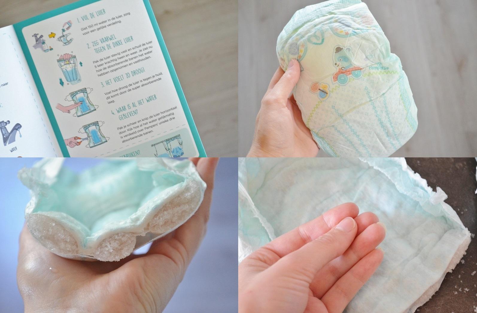 Pampers Baby Dry Elisejoanne.nl  - Je Baby en Doorslapen - Tips & Mijn Ervaring