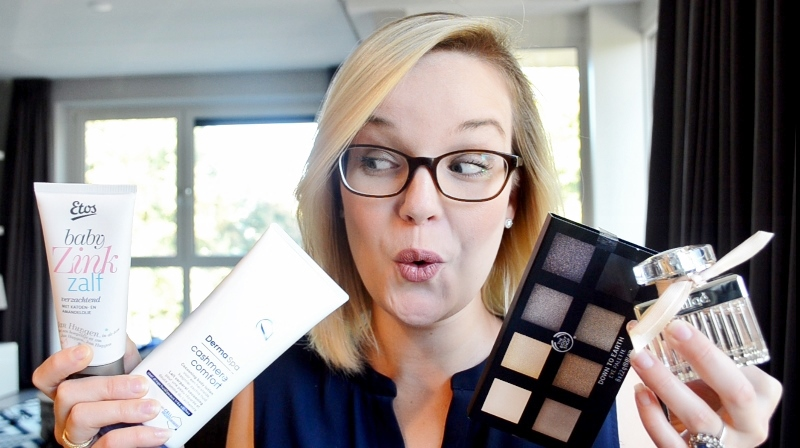 Unboxing Pakketjes September 2016 - o.a. Urban Decay, The Body Shop & Etos