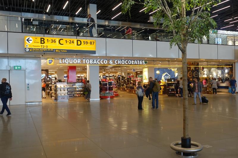 DSC00288 800x533 1 - Slapen, eten, winkelen en genieten op Schiphol