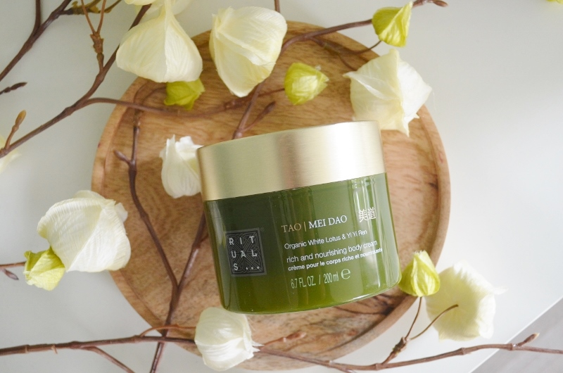 DSC 0655 800x530 1 - Favoriet! Rituals Organic White Lotus & Yi Yi Ren Body Cream