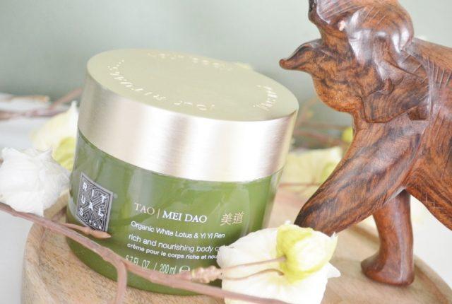 Favoriet! Rituals Organic White Lotus & Yi Yi Ren Body Cream