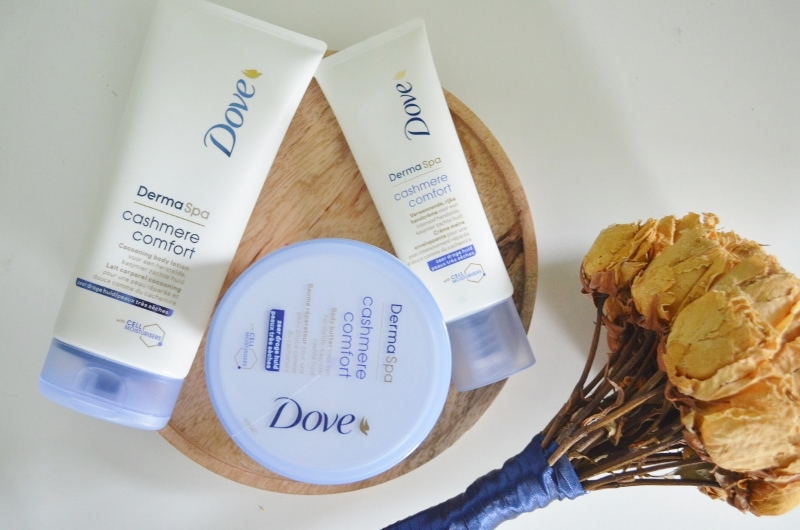 DSC 0821 800x530 - Dove Derma Spa Cashmere Comfort Review
